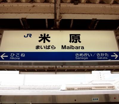 あの駅はどんな駅? 青春18きっぷでおなみじのJR米原駅をレポート