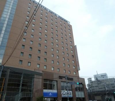 【鉄道のあるホテル】 西鉄ホテルクルーム博多 トレインビュールーム体験