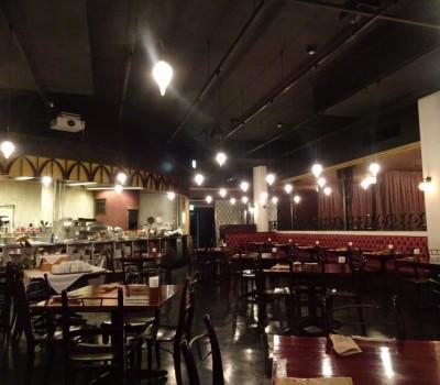 【鉄道のあるレストラン】カフェ ラ・ボエム 大阪茶屋町トレインビューレストラン 梅田