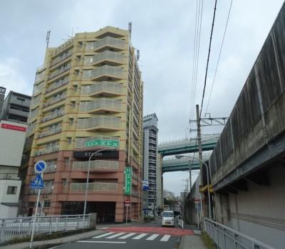 【鉄道のあるホテル】エトスイン博多 トレインビュールーム体験