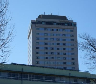 【トレインビュールーム】JRホテルクレメント徳島