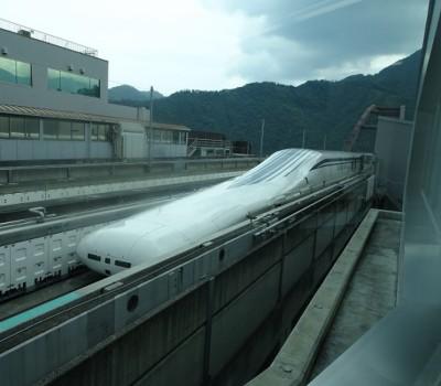 山梨実験線でのリニアモーターカー撮影おすすめスポットガイド