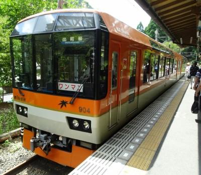 叡山電車の「きらら電車」を楽しむための4つのポイント。