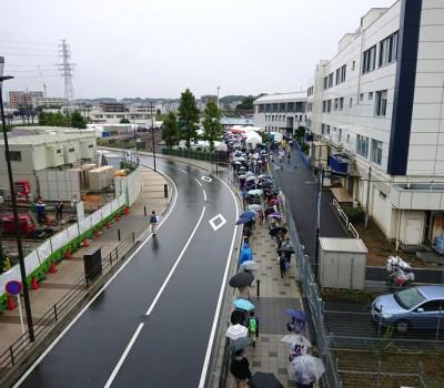 小田急ファミリー鉄道展2017に行ってきたよ