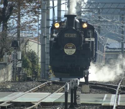 東武鉄道SL大樹体験レポート
