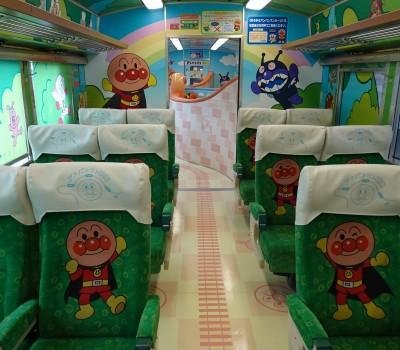 【JR四国】子どもが楽しめるアンパンマン列車おすすめランキング!